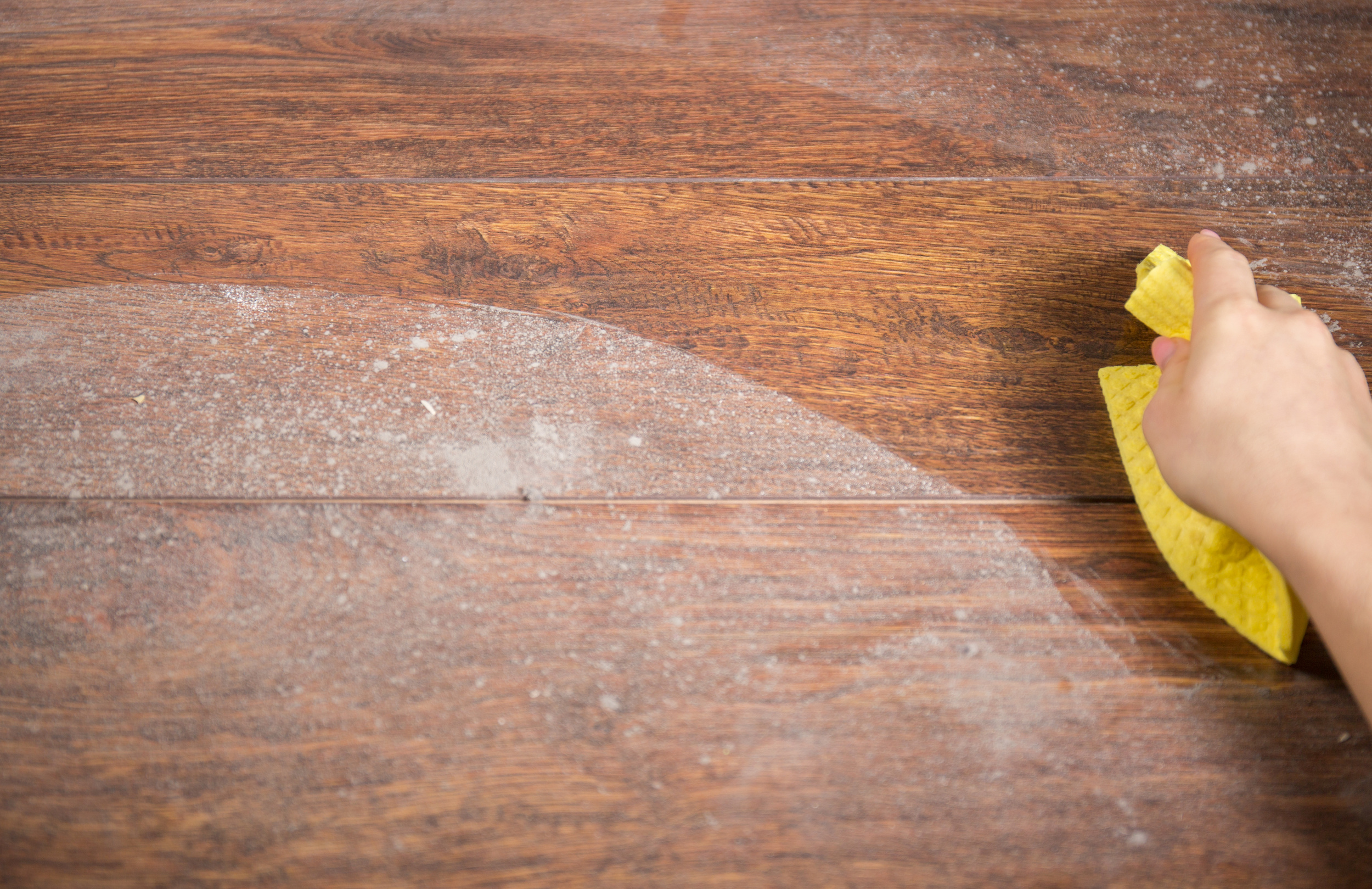 Avoiding Furniture Damage: Cleaners, Stains, and Other Harmful Projects