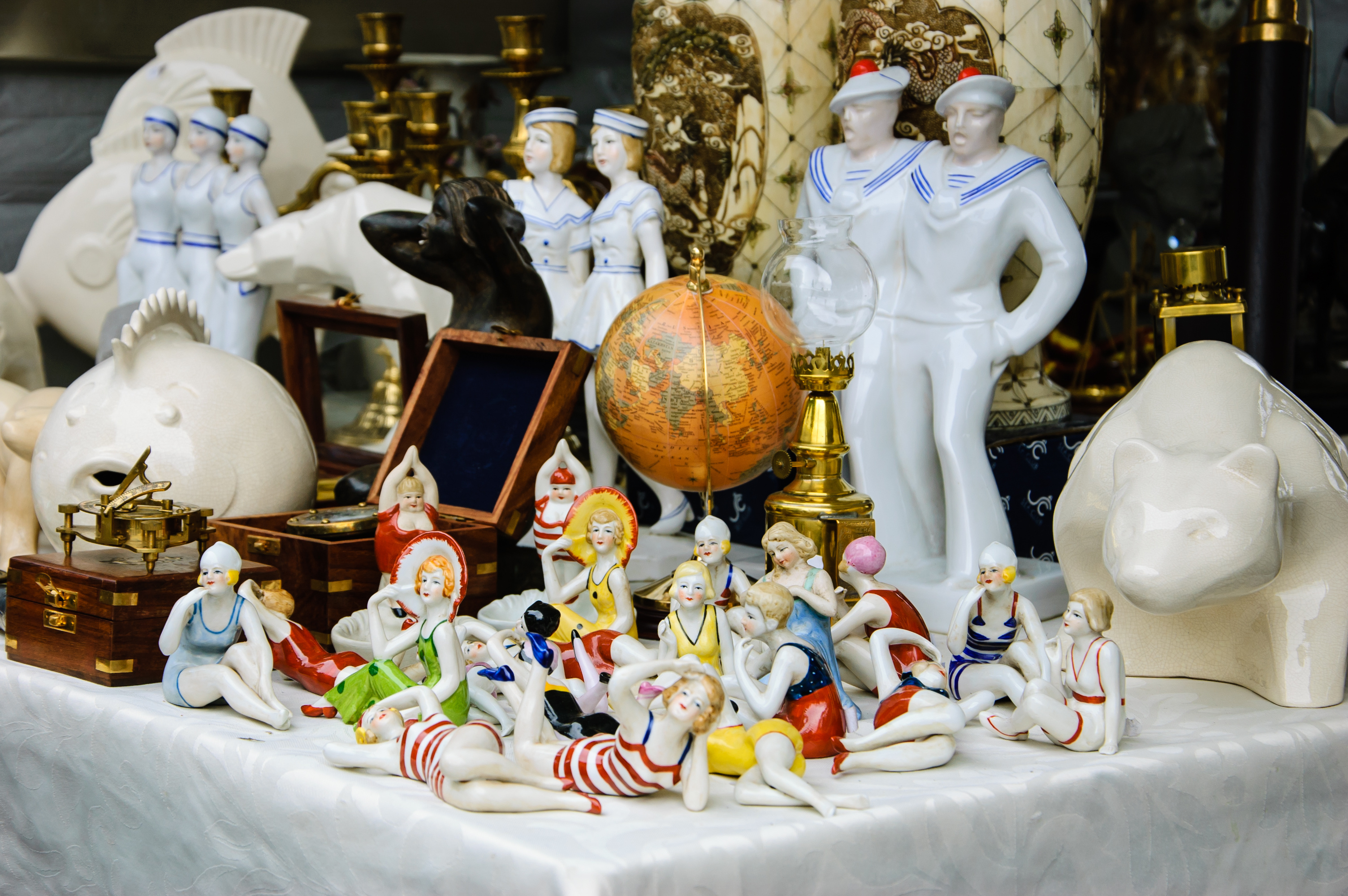 Restoring Antique Figurines – From Cleaning to Storing to Repairing